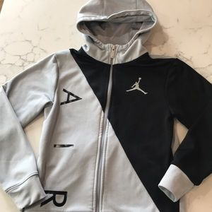 Other - Boys air Jordan zip up hoodie medium